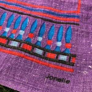 Jonelle Wall Art - Vintage Linen Tapestry